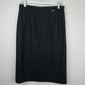 Geiger Collections pure wool skirt
